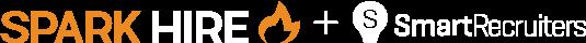 Spark Hire + SmartRecruiters Logos