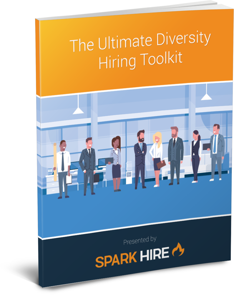The Ultimate Diversity Hiring Toolkit 3D Cover
