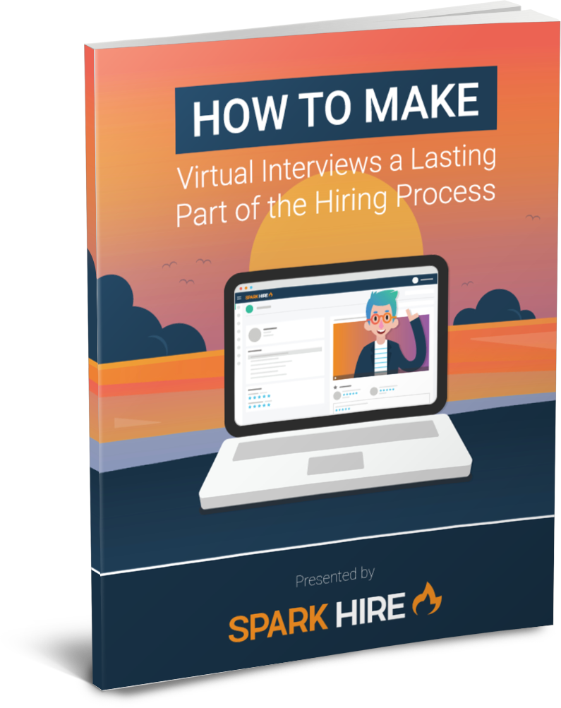 3D Cover - How to Make Virtual Interviews a Lasting Part of the Hiring Process