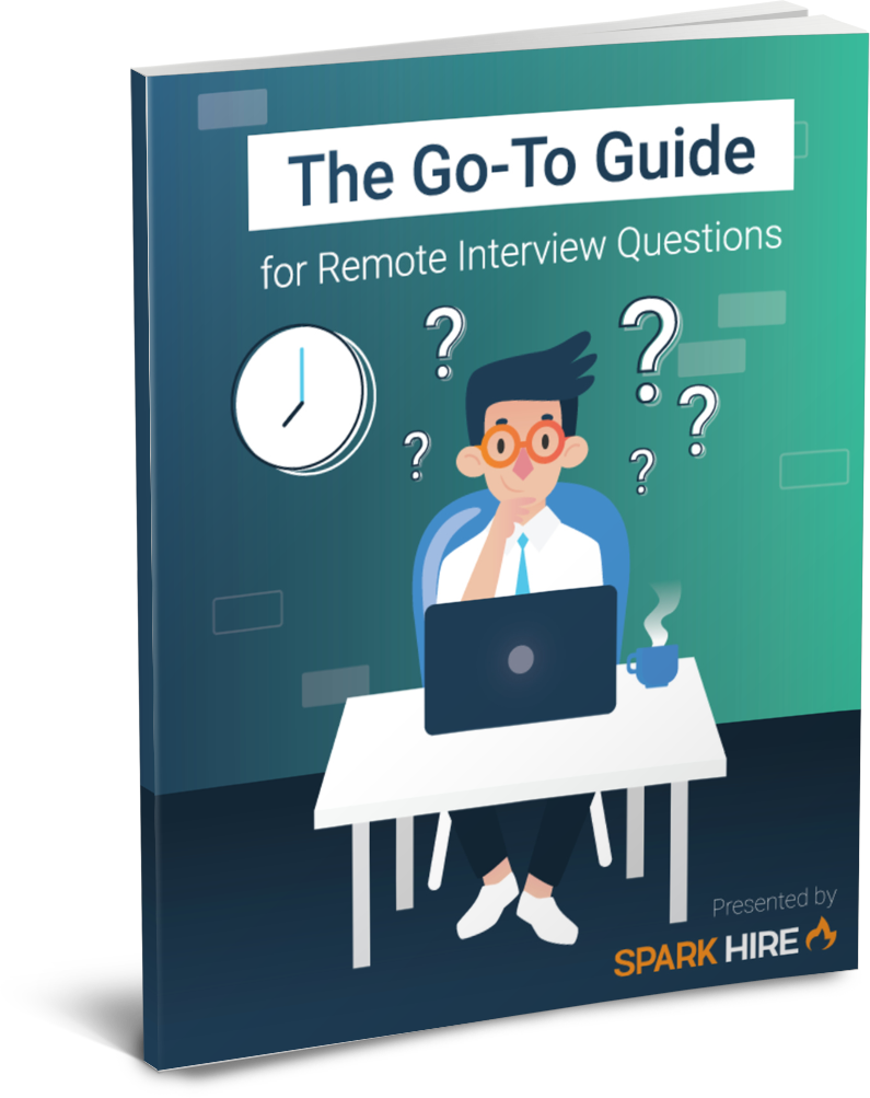 3D Cover The Go-To Guide for Remote Interview Questions