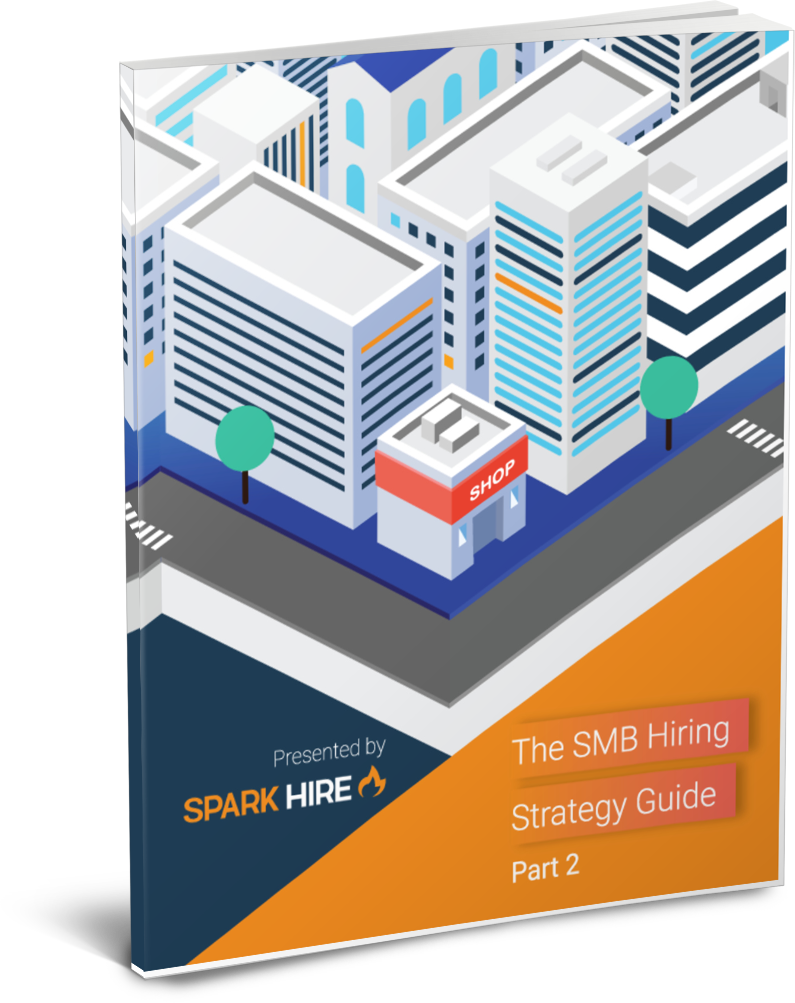 The SMB Hiring Strategy Guide Part 2 3D Cover