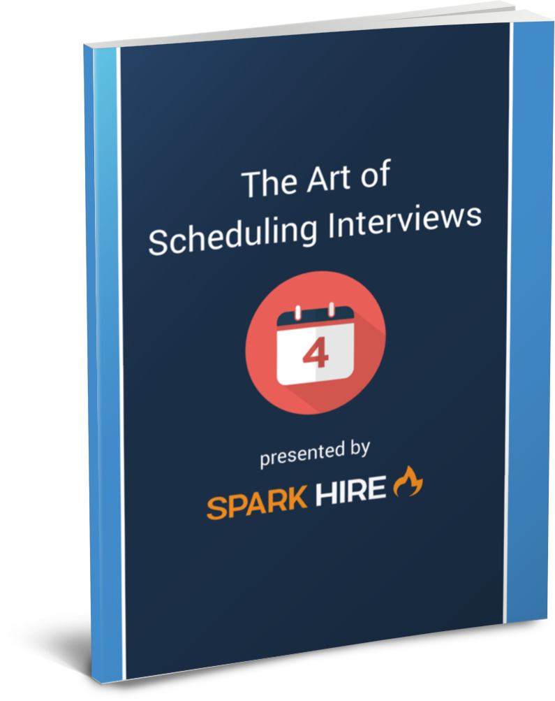 The Art of Scheduling Interviews eBook Cover